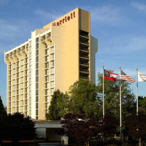 Marriott Perimeter exterior picture