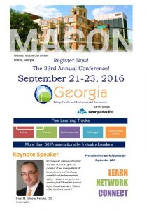 2016 GSHEC Annual Conference